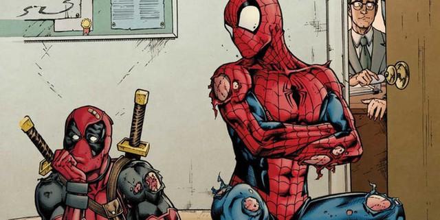 Deadpool và Spider-Man: 17 sự thật về mối quan hệ kỳ lạ giữa 2 anh chàng mặc đồ đỏ của Marvel - Ảnh 4.