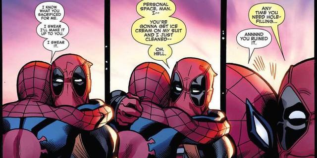 Deadpool và Spider-Man: 17 sự thật về mối quan hệ kỳ lạ giữa 2 anh chàng mặc đồ đỏ của Marvel - Ảnh 9.