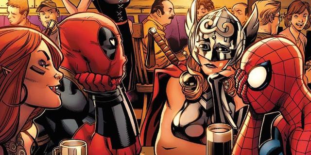 Deadpool và Spider-Man: 17 sự thật về mối quan hệ kỳ lạ giữa 2 anh chàng mặc đồ đỏ của Marvel - Ảnh 7.