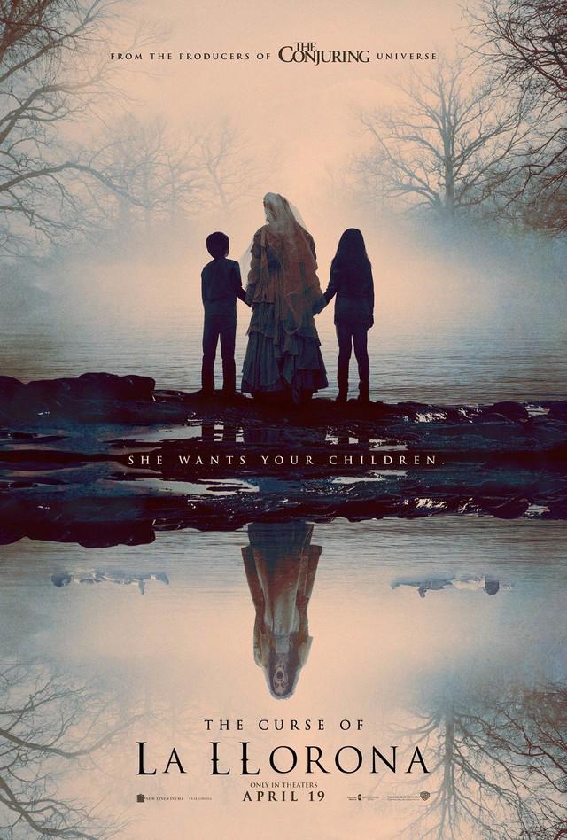 Khai Xuân Kỷ Hợi, Warner Bros đã lì xì người xem với Trailer kinh dị đầy ám ảnh The Curse of La Llorona - Ảnh 1.