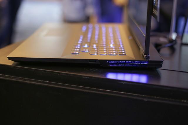 Cận cảnh laptop gaming siêu khủng Legion Y740 mới của Lenovo: Trang bị cả RTX 2080 chiến game bao mượt - Ảnh 20.