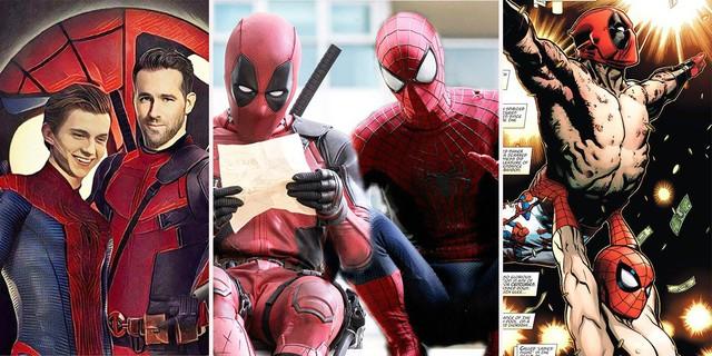 Deadpool và Spider-Man: 17 sự thật về mối quan hệ kỳ lạ giữa 2 anh chàng mặc đồ đỏ của Marvel - Ảnh 1.