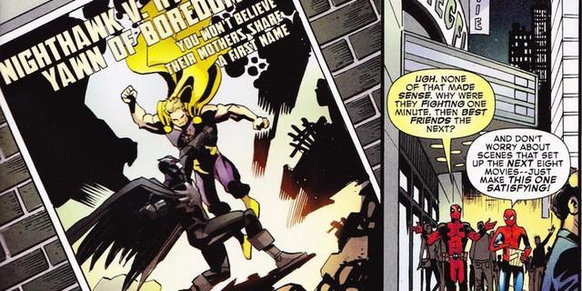 Deadpool và Spider-Man: 17 sự thật về mối quan hệ kỳ lạ giữa 2 anh chàng mặc đồ đỏ của Marvel - Ảnh 2.
