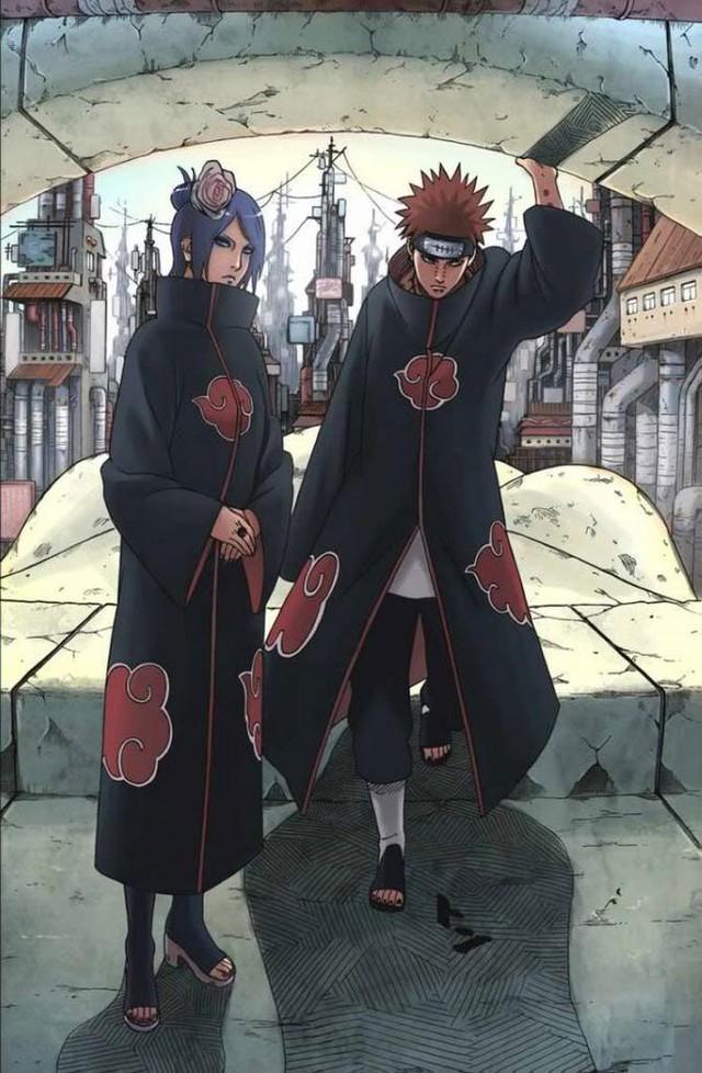 Naruto: Hóa ra cách tổ chức Akatsuki chia cặp hoạt động là cả một nghệ thuật sắp đặt của tác giả - Ảnh 1.