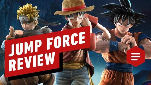 Tổng hợp đánh giá Jump Force: Một trò hề, một vết nhơ trong lịch sử của Bandai - Ảnh 1.