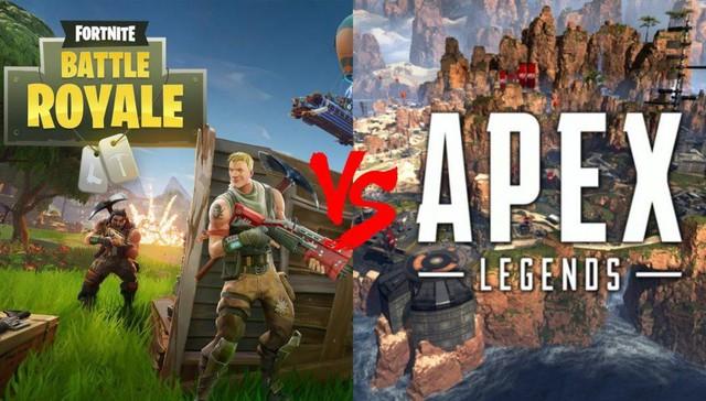 Fortnite và Apex Legends, ai mới là vị vua đích thực? (phần 2) - Ảnh 1.