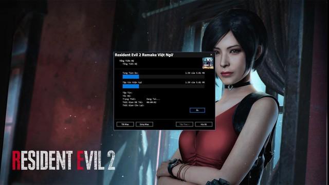 Resident Evil 2 Remake có bản Việt hóa hoàn chỉnh, game thủ có thể tải và chơi ngay bây giờ - Ảnh 3.