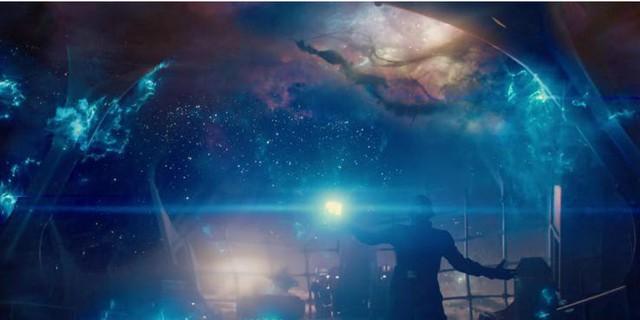 Hé lộ bằng chứng cho thấy hãng Marvel đã thay đổi kế hoạch biến Tesseract thành một viên đá Vô Cực - Ảnh 3.