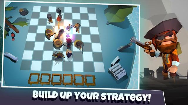 Heroes Auto Chess - game mobile nhái hiện tượng mới nổi DOTA Auto Chess nhưng còn hạn chế - Ảnh 2.