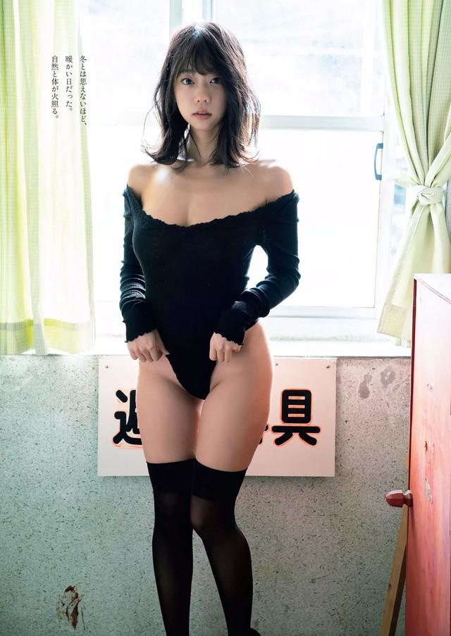 Chiêm ngưỡng loạt ảnh đầy nóng bỏng của nữ thần vòng một xứ sở hoa anh đào - Hikaru Aoyama - Ảnh 2.