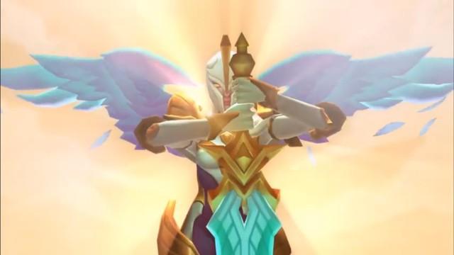 LMHT - Cập nhật tướng: Morgana lột xác đầy quý phái, Kayle được làm mới bộ kỹ năng, sở hữu cả tuyệt kỹ Vạn Kiếm Quy Tông - Ảnh 2.