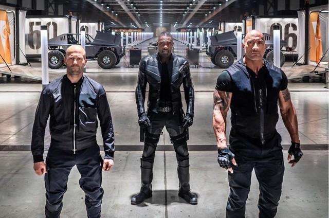 Fast & Furious: Hobbs & Shaw tung trailer mãn nhãn không khác gì phim siêu anh hùng - Ảnh 5.
