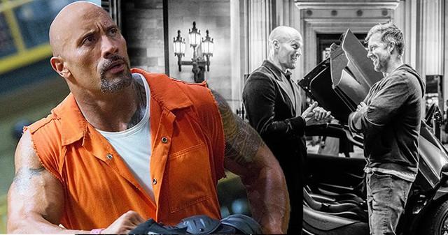 Fast & Furious: Hobbs & Shaw tung trailer mãn nhãn không khác gì phim siêu anh hùng - Ảnh 6.