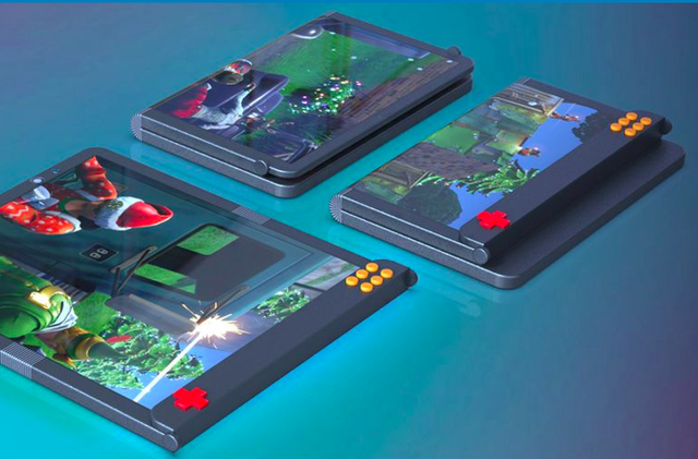 Smartphone màn hình gập sẽ giết chết tablet! - Ảnh 2.