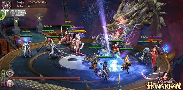 """Cộng đồng game thủ Loạn Thế Hồng Nhan tích cực """"tuyển quân"""", chuẩn bị tranh giải Quân Đoàn Chiến - Ảnh 2."""