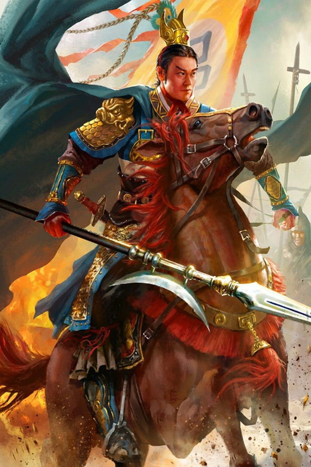 5 nhân vật có sức mạnh thiên hạ vô địch thời Tam quốc – Lữ Bố cũng phải chào thua một viên tướng nước Ngụy - Ảnh 4.
