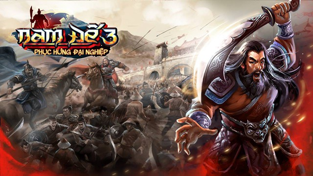 Game thuần Việt trăm phần trăm Nam Đế 3 rục rịch ra mắt game thủ, quá hot - Ảnh 3.