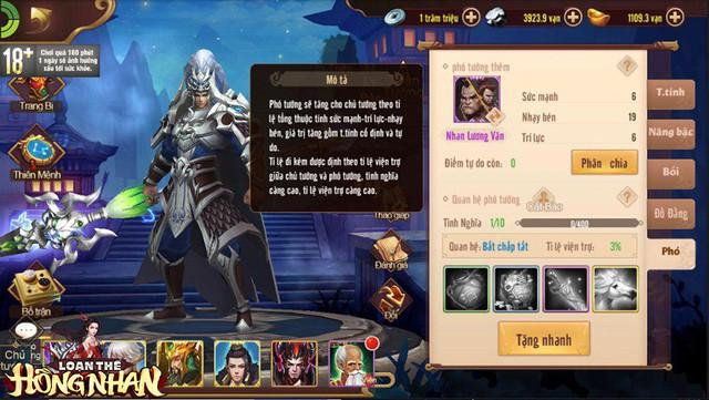 Tính năng mới tăng mạnh chiến lực trong Loạn Thế Hồng Nhan yêu cầu người chơi phải tương tác với nhau? - Ảnh 1.