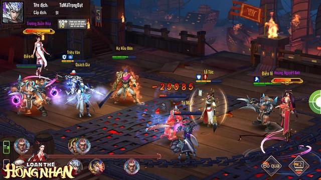 Tính năng mới tăng mạnh chiến lực trong Loạn Thế Hồng Nhan yêu cầu người chơi phải tương tác với nhau? - Ảnh 5.