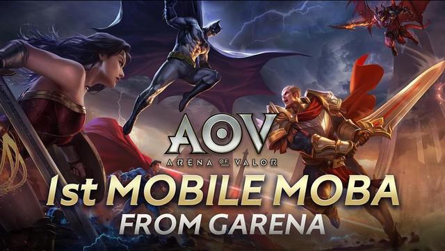 Garena trấn an game thủ Liên Quân Mobile ở Malaysia, Singapore với phiên bản mới - Ảnh 1.