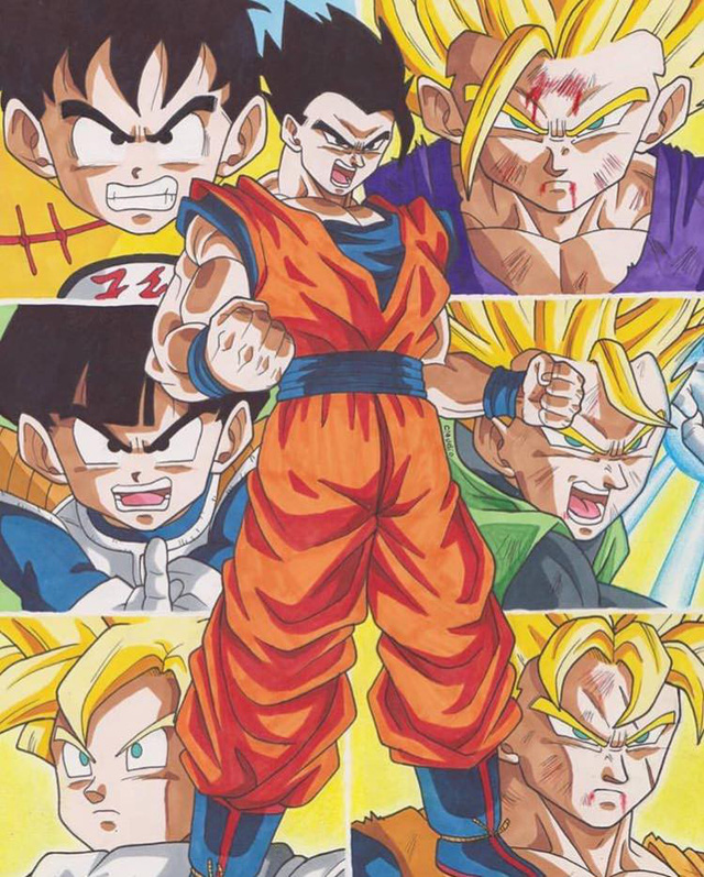 7 chiến binh Saiyan mạnh nhất đã xuất hiện trong mạch truyện chính của Dragon Ball - Ảnh 6.