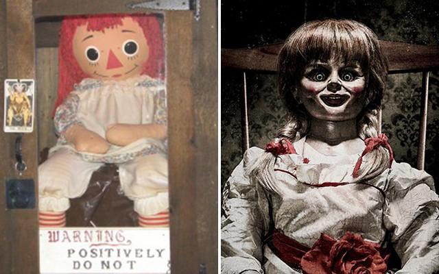 Điểm mặt những con búp bê đáng sợ trên thế giới có họ hàng với Annabelle - Ảnh 1.
