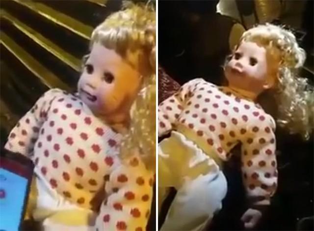 Điểm mặt những con búp bê đáng sợ trên thế giới có họ hàng với Annabelle - Ảnh 2.