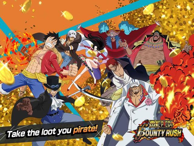One Piece Bounty Rushy - game mobile nhập vai lai MOBA đã ra mắt bản tiếng Anh - Ảnh 1.
