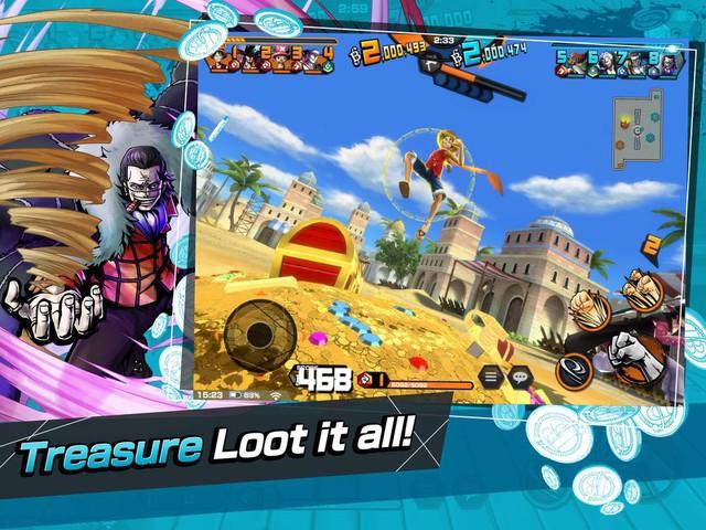 One Piece Bounty Rushy - game mobile nhập vai lai MOBA đã ra mắt bản tiếng Anh - Ảnh 4.