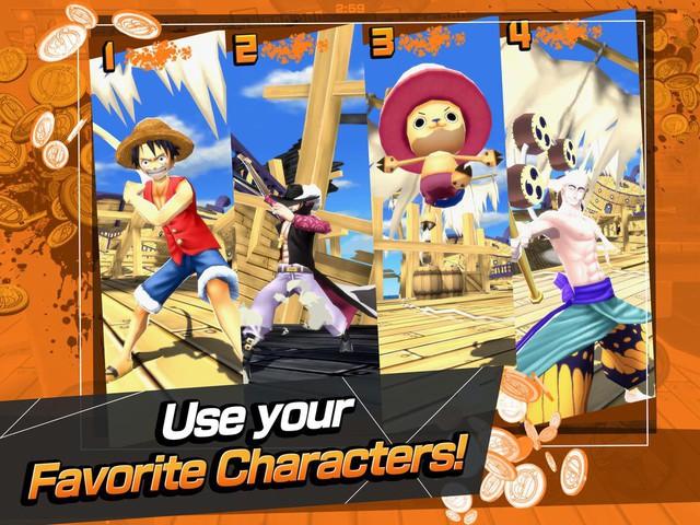 One Piece Bounty Rushy - game mobile nhập vai lai MOBA đã ra mắt bản tiếng Anh - Ảnh 3.