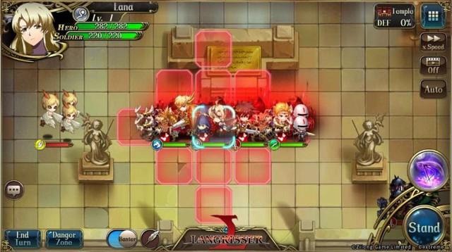 Langrisser Mobile - Đỉnh cao của một tựa game mobile SRPG - Ảnh 2.