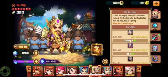 Chúc Dung chính thức out-meta, game thủ Thiên Hạ Anh Hùng chia tay nàng trong nước mắt - Ảnh 8.
