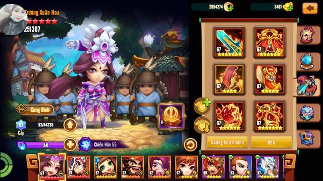 Chúc Dung chính thức out-meta, game thủ Thiên Hạ Anh Hùng chia tay nàng trong nước mắt - Ảnh 9.