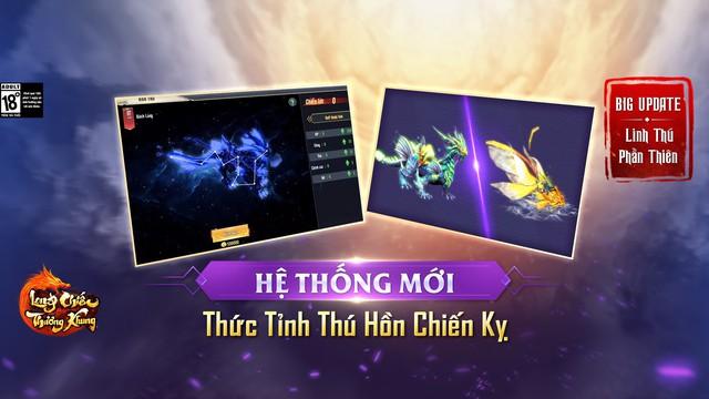 Long Chiến Thương Khung chính thức tung Update: Linh Thú Phần Thiên, tặng 1000 Giftcode - Ảnh 2.