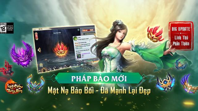 Long Chiến Thương Khung chính thức tung Update: Linh Thú Phần Thiên, tặng 1000 Giftcode - Ảnh 3.
