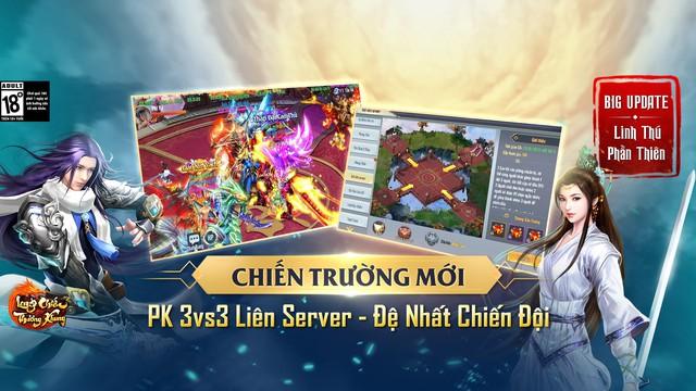 Long Chiến Thương Khung chính thức tung Update: Linh Thú Phần Thiên, tặng 1000 Giftcode - Ảnh 4.