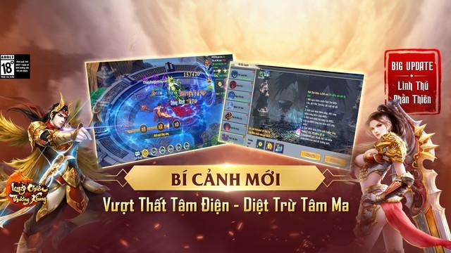 Long Chiến Thương Khung chính thức tung Update: Linh Thú Phần Thiên, tặng 1000 Giftcode - Ảnh 5.