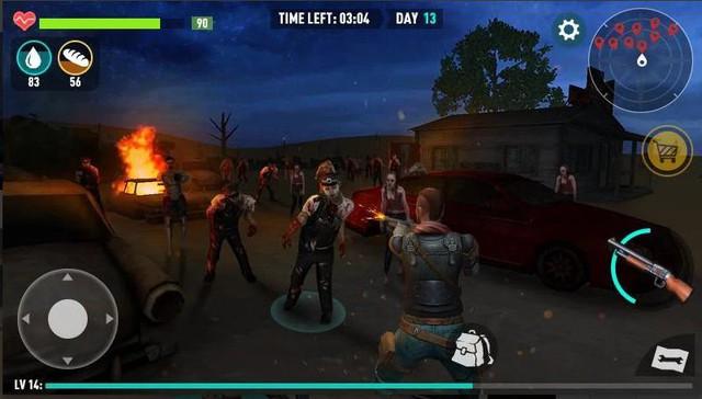 Last Human Life on Earth - game mobile sinh tồn thế giới mở ngập tràn Zombie chơi được cả offline - Ảnh 1.