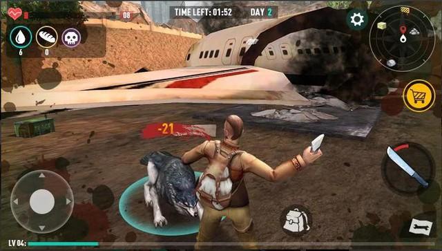 Last Human Life on Earth - game mobile sinh tồn thế giới mở ngập tràn Zombie chơi được cả offline - Ảnh 2.