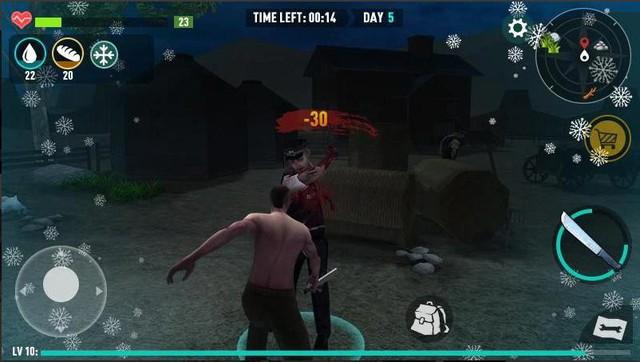 Last Human Life on Earth - game mobile sinh tồn thế giới mở ngập tràn Zombie chơi được cả offline - Ảnh 3.
