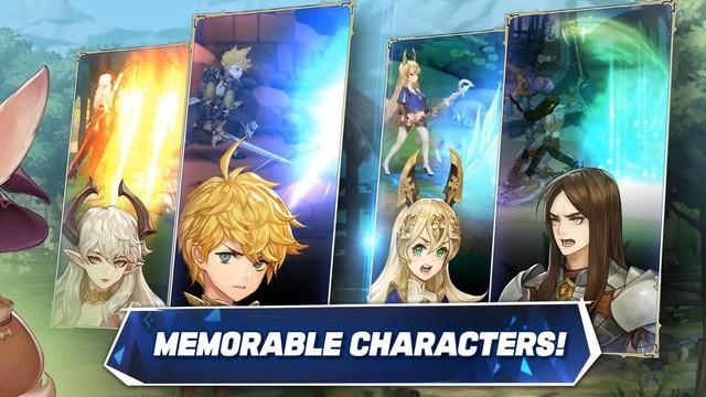 Magia: Charma Saga - game mobile ARPG phong cách Anime Nhật Bản tới từ Nexon - Ảnh 3.