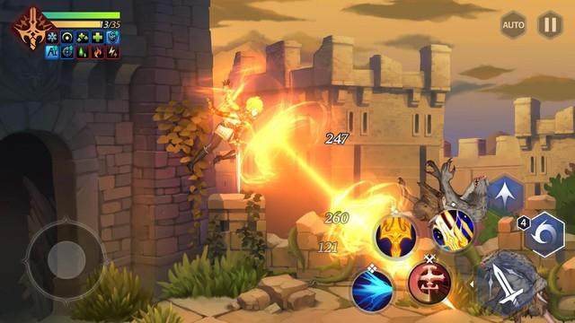 Magia: Charma Saga - game mobile ARPG phong cách Anime Nhật Bản tới từ Nexon - Ảnh 1.