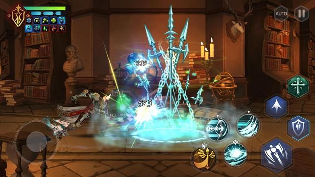 Magia: Charma Saga - game mobile ARPG phong cách Anime Nhật Bản tới từ Nexon - Ảnh 2.
