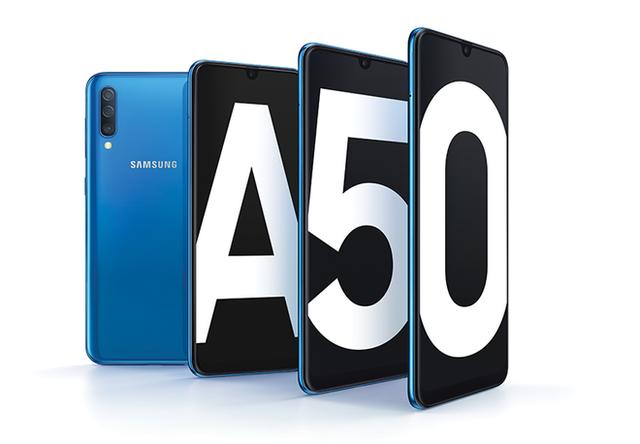 Samsung Galaxy A30, A50 chính thức ra mắt tại Việt Nam, cảm biến vân tay dưới màn hình, pin 4.000mAh, giá từ 5,79 triệu - Ảnh 1.