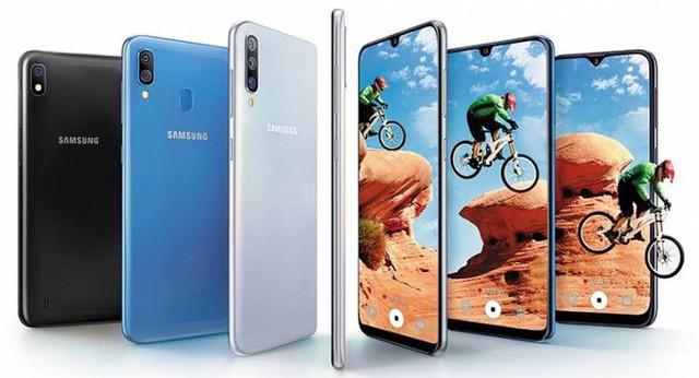 Samsung Galaxy A30, A50 chính thức ra mắt tại Việt Nam, cảm biến vân tay dưới màn hình, pin 4.000mAh, giá từ 5,79 triệu - Ảnh 2.