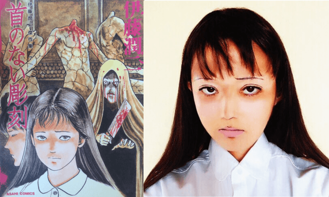 Hết hồn với màn cosplay của cô gái chuyên hóa thân thành ma trong manga Junji Ito - Ảnh 6.
