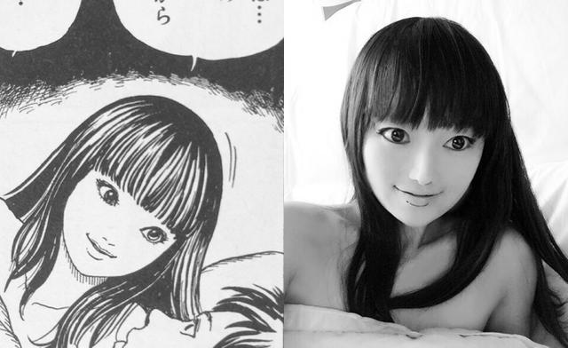 Hết hồn với màn cosplay của cô gái chuyên hóa thân thành ma trong manga Junji Ito - Ảnh 8.