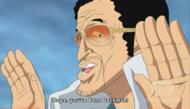 One Piece: Sức mạnh thật sự của Benn Beckman - người khiến tia chớp Kizaru phải e sợ? - Ảnh 3.