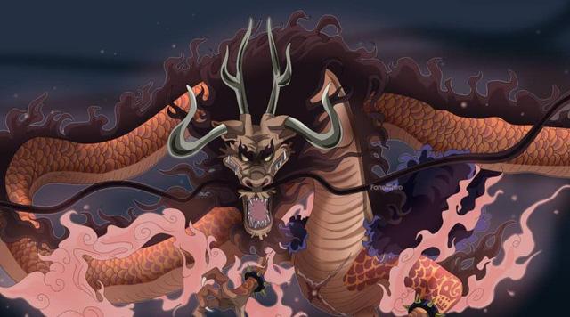 Điểm mặt 8 nhân vật đã ăn trái ác quỷ hệ Zoan cổ đại và thần thoại trong One Piece - Ảnh 8.