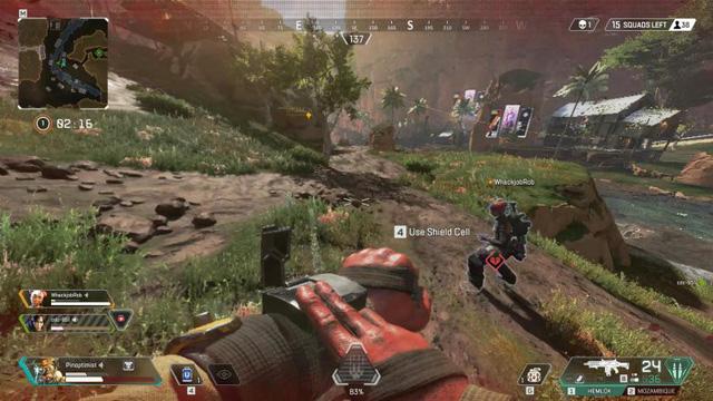 Những điểm vượt trội của Apex Legends sẽ giúp tựa game này đánh bại đối thủ sừng sỏ Fortnite - Ảnh 3.